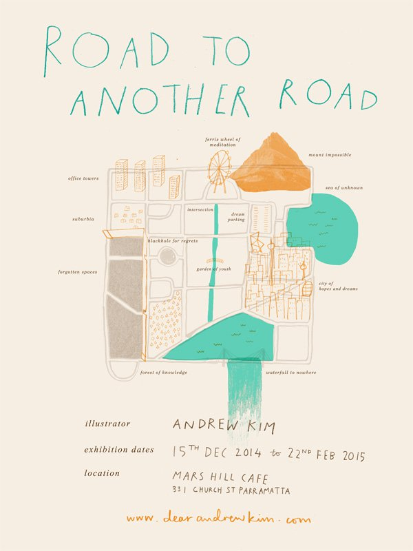 Road to Another Road 1